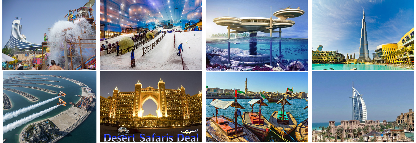Dubai Attractions Dubai Have Too Many Attractive Places To Visit