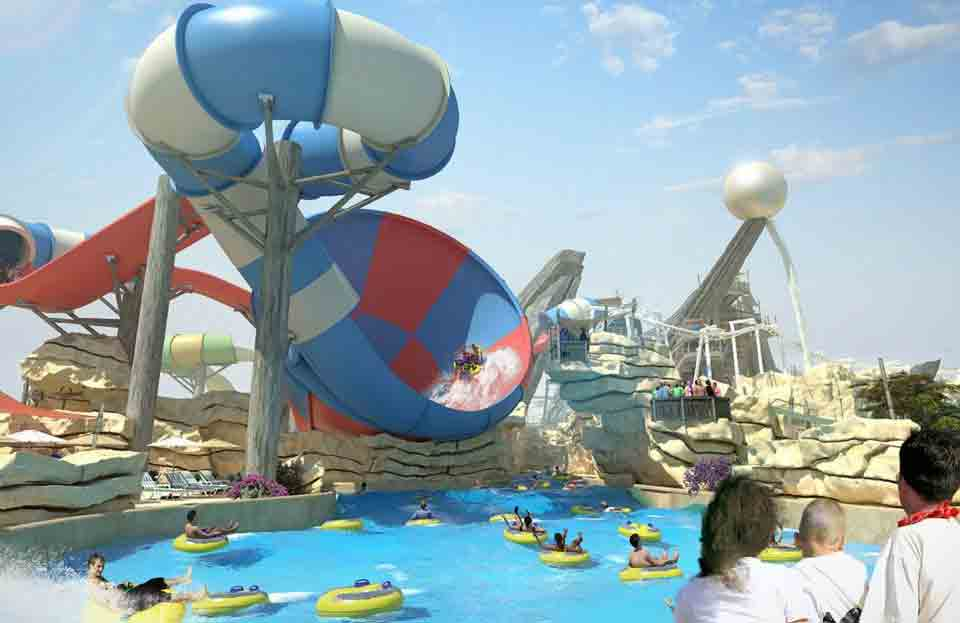 Yas Water World Park Abu Dhabi