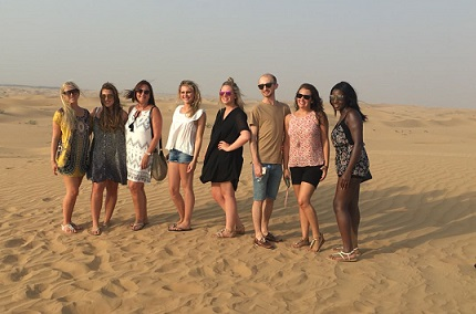 deset safari Tours Dubai