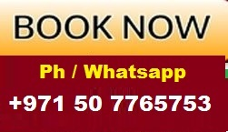 Make a Booking Dubai