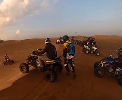 Desert Safari with Quadbike
