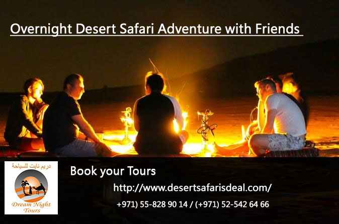 Overnight Desert safari Deals